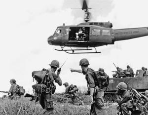 В Сонгми солдаты армии США уничтожили более 500 мирных жителей