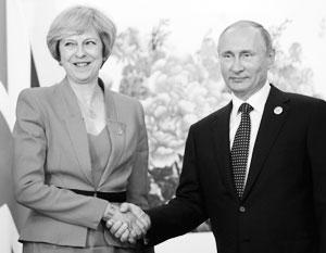 В борьбе с «не имеющей границ» российской «угрозой» Великобритания не гнушается ни хамством, ни оскорблениями, ни клеветой