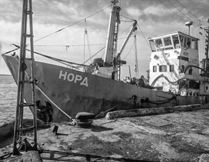 Российские силовики не смогли защитить мирных рыбаков с «Норда» от украинского плена