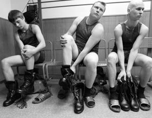 Новые армейские ботинки оказались хуже кирзачей