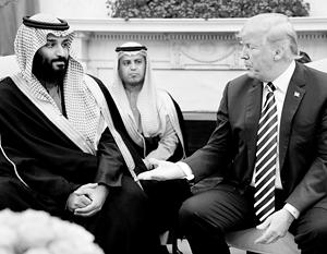 Трамп предложил Саудовской Аравии оплатить пребывание американских войск в Сирии