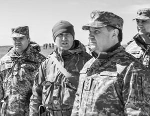 С российским Северным Кавказом министр обороны Украины знаком не понаслышке