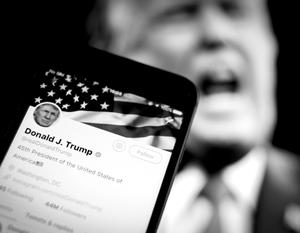 Твиттер Трампа – его главное оружие