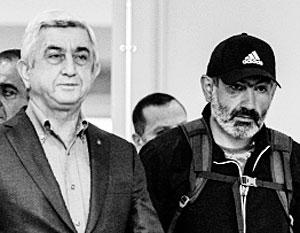 Небритый лидер оппозиции в шапочке «Адидас» переиграл матерого премьера Армении