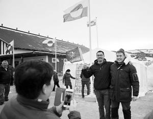 В Европе настаивают, что к сепаратизму инуитов подталкивал СССР