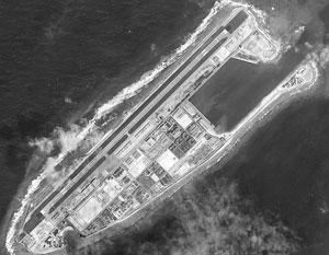 Спорные острова в Южно-Китайском море становятся непотопляемым авианосцем КНР