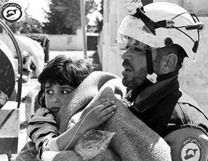 «Белые каски» созданы офицером НАТО, финансируются странами НАТО и дают странам НАТО поводы для военных ударов по Сирии