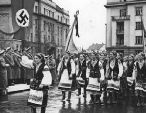 Ни один из планов главарей Третьего Рейха никакой самостоятельности Украины не предусматривал