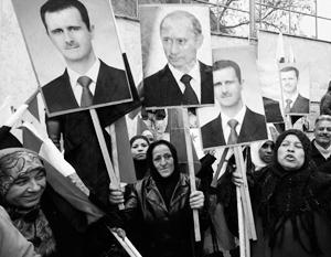 В арабском мире оценили, как Россия показала силу в сирийском конфликте