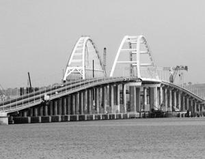 С Крымским мостом связано много надежд. Некоторые из них уже оправдались