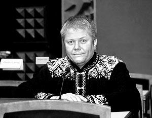 Эстонский министр юстиции Рейн Ланг