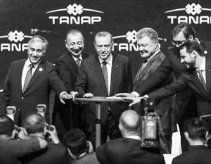 Украина нашла альтернативный российскому газ