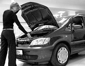 Каждый пятый автомобиль, выходящий на европейский рынок, – черного цвета
