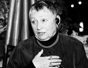Людмила Улицкая опять говорит о регрессе России