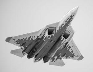 Россия станет второй страной в мире, летающей на истребителях пятого поколения