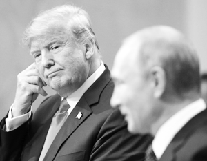 Вопреки упрёкам, Трамп вёл разговор с Путиным с точки зрения силы