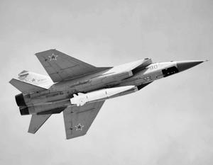 Пока «Кинжалами» вооружили только около десятка истребителей МиГ-31