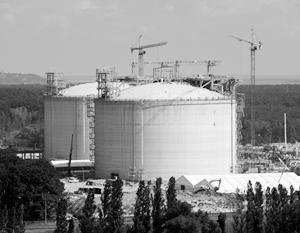 СПГ-терминал в Германии не страшен российскому газу