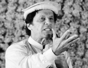 Имрана Хана часто называют пакистанским Трампом. Оба лидера состоялись на родине прежде всего не как политики