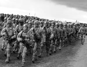 НАТО постоянно находит поводы увеличить свое присутствие вблизи России