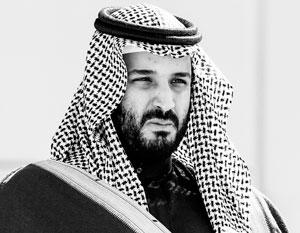Принц Мухаммед бен Сальман, похоже, был взбешен англосаксонской бесцеремонностью