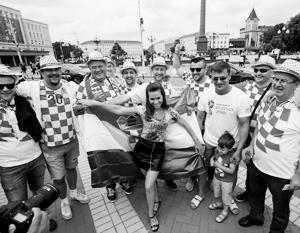 Фото: Igor Kralj/PIXSELL/PA Images/ТАСС