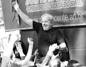 «Пророссийского» Лулу поддерживают большинство бразильцев, но не факт, что судьбу страны будут решать именно они