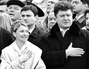 В теории у Порошенко нет шансов победить Тимошенко, но на практике все может сложиться иначе