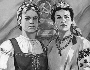 Хотя со времен СССР прошло уже 28 лет, вытравить русский язык с Украины не удается