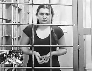 Одна из участниц «Нового величия» Анна Павликова