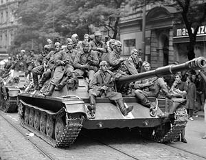 Ввод войск в Чехословакию осудили и многие союзники СССР, включая Кубу