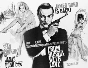 Классический фильм «Из России с любовью» рассказывал вовсе не о плохих русских