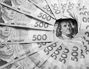 Украина по-прежнему зависит от российских денег