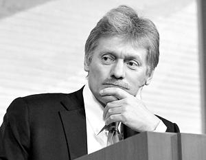 Кремль отреагировал на публикацию в США откровений Ельцина о Путине