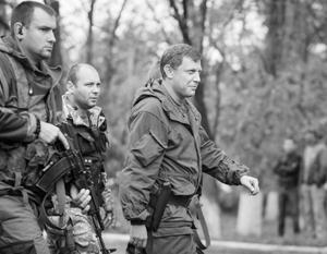 Охрана не смогла спасти Александра Захарченко