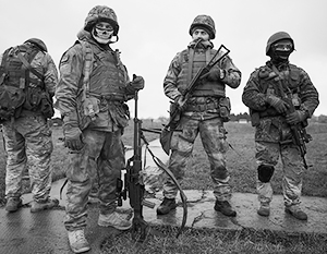 В число задач ССО Украины входит организация диверсий в тылу врага и захват важных заложников