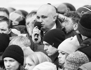 Кемеровский глава Сергей Цивилев заслужил доверие людей в тяжелой ситуации