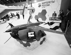 Пока в России выпускают только гражданские конвертопланы-беспилотники, но через 5 лет ожидаются и военные