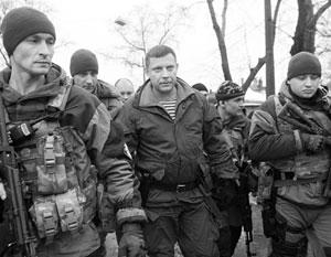 Захарченко чрезвычайно дорожил своим имиджем народного политика
