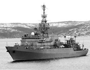 «Юрий Иванов» – отнюдь не простой корабль связи