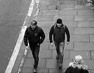 Кто бы ни были люди, на которых указывает лондонская полиция, Британия будет использовать их в политических целях