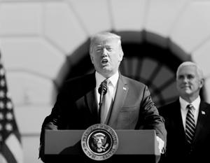 Главный враг США окопался за спиной у Трампа – прямо в Белом доме