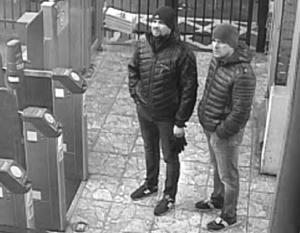 Британия пытается выставить российских разведчиков полными идиотами