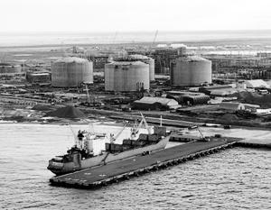 Самый молодой порт Сабетта  лидирует по росту грузооборота