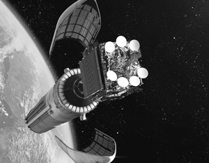 Французскому военному спутнику Athena-Fidus мерещится шпион в каждом встречном российском аппарате