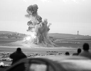 В случае нанесения американцами удара по Сирии он, скорее всего, окажется более масштабным, чем предыдущие
