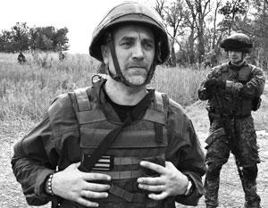 Перестановки не скажутся на боеспособности армии ДНР, уверен Прилепин