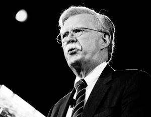 «МУС для нас уже умер. Мы подвергнем санкциям их активы в США, мы будем преследовать их по уголовному законодательству США», – пообещал Болтон