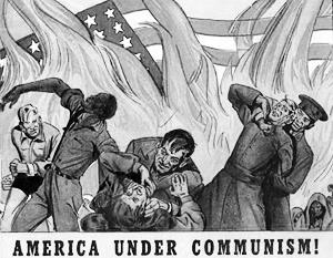 В США есть старая традиция изображения русской угрозы
