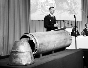 Номер роковой ракеты стал известен в мае, когда его продемонстрировали голландские власти